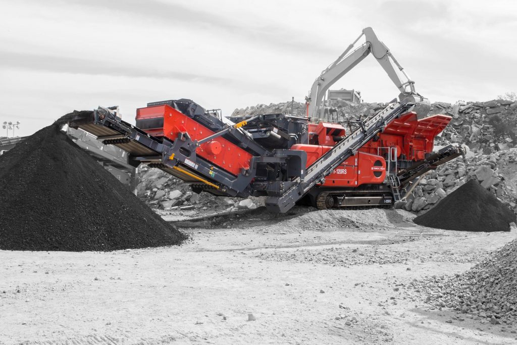 Terex Finlay Impact Crusher I-120RS